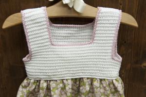 Vestitino crochet 1